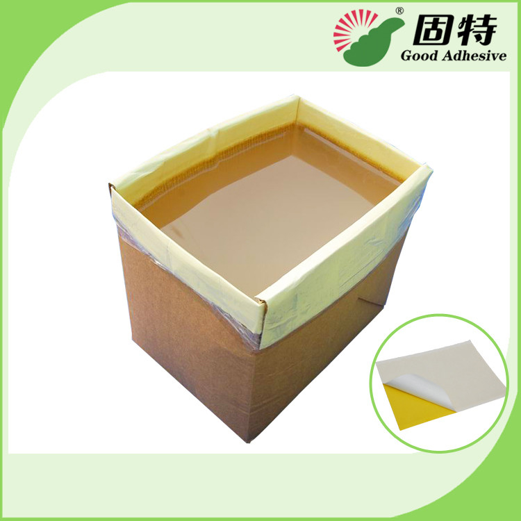 SBS Colorless And Transparent Rubber-Like Solid Industrial Hot Melt Glue For Insect Glue Traps Board