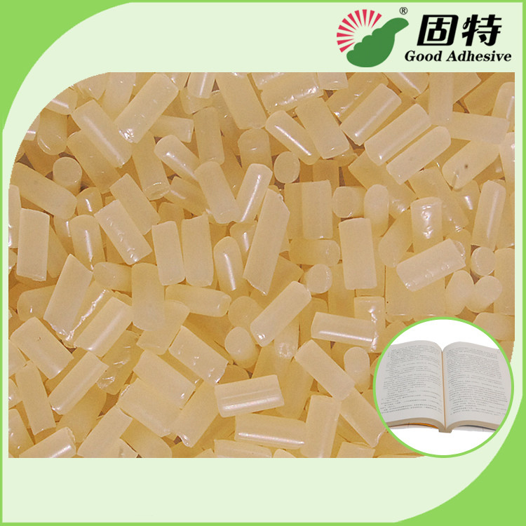Hot Melt Side Glue For Bookbinding ,  For Book Cover Of ≤157g Coated Paper